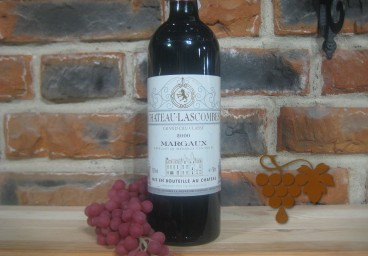 CHATEAU LASCOMBES 2000