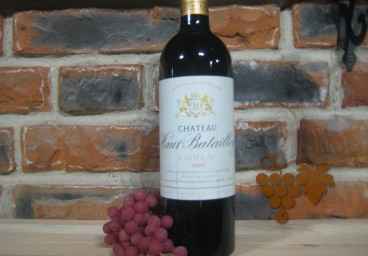 CHATEAU HAUT-BATAILLEY 2000